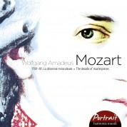 Çeşitli Sanatçılar: Portrait: W.A. Mozart - CD