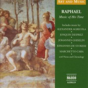 Çeşitli Sanatçılar: Art & Music: Raphael - Music of His Time - CD