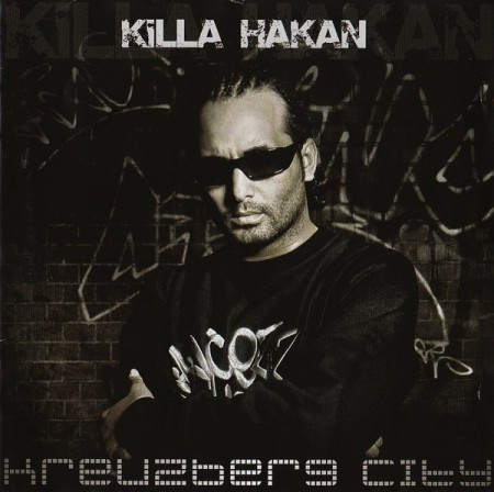 Killa Hakan: Kreuzberg City - CD
