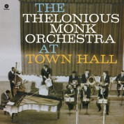 Thelonious Monk Orchestra: At Town Hall - Plak