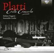 Ensemble Cordia, Stefano Veggetti: Platti: Cello Concertos - CD