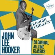John Lee Hooker: Boogie Chillen' / 50 Original All-Time Classics (50 Tracks!) - CD