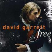 David Garrett: Free - CD