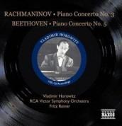 Vladimir Horowitz: Beethoven, Rachmaninov - CD