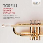 Thomas Hammes, European Chamber Soloists, Nicol Matt: Torelli: Trumpet Concertos Complete - CD