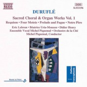 Durufle: Requiem / 4 Motets / Prelude and Fugue - CD