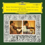 David Oistrakh, Igor Oistrakh: Bach: Violin Concertos No.1-2, Double Concertos - Plak