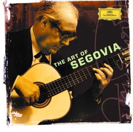 Andrés Segovia, Enrique Jordá, Symphony of the Air: Andres Segovia - The Art Of Segovia - CD