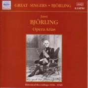 Jussi Bjorling: Bjorling, Jussi: Opera Arias (1936-1948) - CD