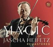 Jascha Heifetz: The Magic of (Remastered) - CD