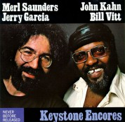 John Kahn, Bill Vitt: Keystone Encores - CD