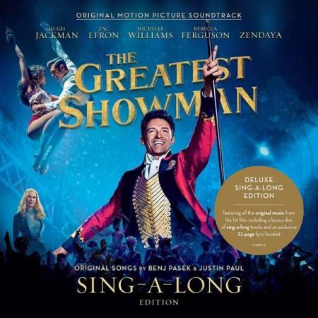 Çeşitli Sanatçılar: The Greatest Showman (Sing-A-Long Edition) - CD