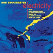 Bob Brookmeyer: Electricity - CD