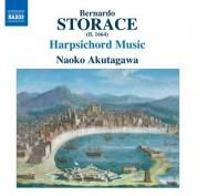Naoko Akutagawa: Storace: Harpsichord Music - CD