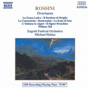 Michael Halász, Zagreb Festival Orchestra: Rossini: Overtures - CD