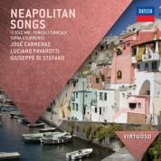 José Carreras, Luciano Pavarotti, Giuseppe Di Stefano: Neapolitan Songs - CD