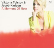 Viktoria Tolstoy, Jacob Karlzon: A Moment Of Now - CD