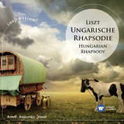 Michel Beroff, London Philharmonic Orchestra, Gewandhausorchester Leipzig, Kurt Masur: Liszt: Hungarian Rhapsody - CD