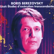 Boris Berezovsky: Liszt: Études d'exécution transcendante - CD