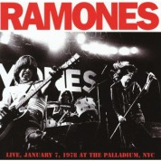 Ramones: Live January 7, 1978 At Palladium Nyc - CD