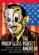 Glass: The Perfect American - DVD