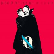 Queens Of The Stone Age: Like Clockwork - CD