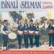 Binali Selman: Davul Zurna - CD