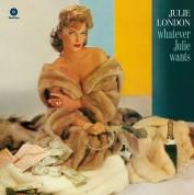 Julie London: Whatever Julie Wants - Plak