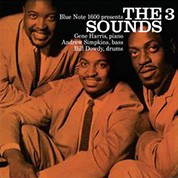The 3 Sounds: Introducing The 3 Sounds (45rpm-edition) - Plak