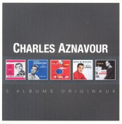 Charles Aznavour: Original Album Series - CD