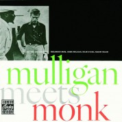 Thelonious Monk, Gerry Mulligan: Mulligan Meets Monk - CD