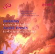 Harolyn Blackwell, David Wilson-Johnson, London Symphony Orchestra, Andre Previn: Brahms: Ein Deutches Requiem - CD