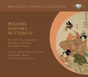 Victoria de los Angeles, Giuseppe di Stefano, Tito Gobbi, Orchestra del Teatro dell'Opera di Roma, Gianandrea Gavazzeni: Puccini: Madama Butterfly - CD