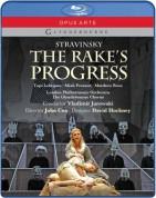 Stravinsky: The Rake's Progress - BluRay