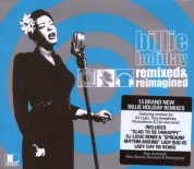 Billie Holiday: Remixed & Reimagined - CD