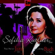 Sefika Kutluer: Coming Bach for Flute Volume 2 - CD