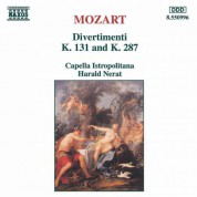 Capella Istropolitana: Mozart: Divertimenti, K. 131 and  K. 287 - CD