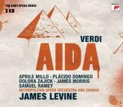 James Levine, The Metropolitan Opera Orchestra and Chorus: Verdi: Aida - CD