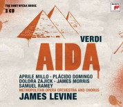 James Levine, The Metropolitan Opera Orchestra and Chorus: Verdi: Aida - CD