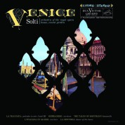 Georg Solti, Royal Opera House Orchestra at Covent Garden: Venice - Plak