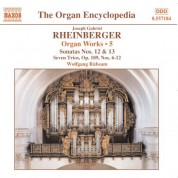Wolfgang Rubsam: Rheinberger, J.G.: Organ Works, Vol.  5 - CD
