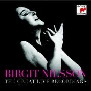 Birgit Nilsson: The Great Live Recordings - CD
