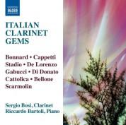 Sergio Bosi: Italian Clarinet Gems - CD