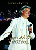 Andrea Bocelli: Concerto: One Night In Central Park - DVD