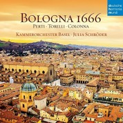 Kammerorchester Basel, Julia Schröder: Bologna 1666 - CD