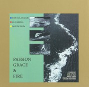 Paco de Lucia, Al Di Meola, John McLaughlin: Passion, Grace And Fire - CD