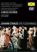 Bayerisches Staatsorchester, Brigitte Fassbaender, Carlos Kleiber, Chor und Ballett der Bayerischen Staatsoper, Eberhard Wächter, Janet Perry, Pamela Coburn: Strauss, J.: Die Fledermaus - DVD