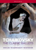 Tchaikovsky: The Classic Ballets - DVD