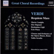 Verdi: Requiem (Gigli) (1939) - CD