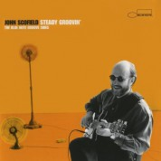 John Scofield: Steady Groovin' - CD